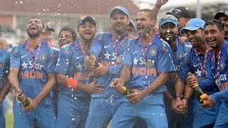 India Vs England 5th ODI Highlight,India Won Series 3-1