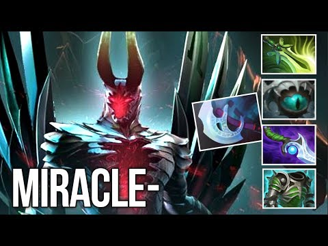 "Miracle- Offlane Terrorblade Style - ""Everything can work!"" - Dota 2"