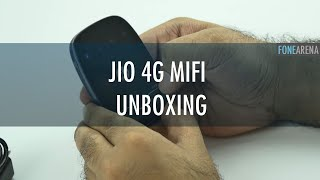 JioFi 2 4G Wireless Hotspot for Reliance Jio - Unboxing and First Impressions