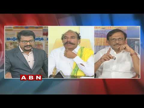 Debate Over Union Minister Nitin Gadkari Polavaram Project Visit | Public Point | Part2