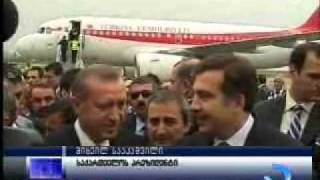Turkish Prime-Minister is in Batumi