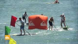 Event Recap Part 1 - Quiksilver Waterman Collection Waikiki Paddle Festival 2012