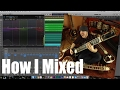 How I Mixed: Rob Scallon's Sitar Metal