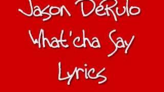 Watch Jason Derulo Whatcha Say video