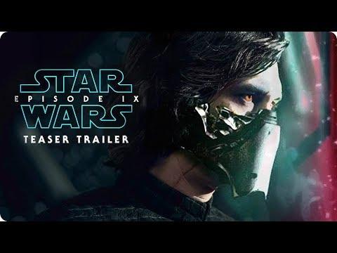 "STAR WARS: Episode IX - Teaser Trailer Concept (2019) ""Destiny"" Daisy Ridley, Adam Driver Movie"