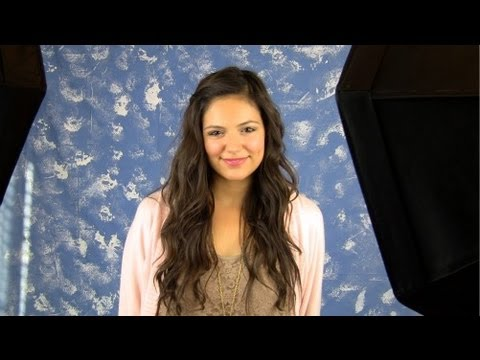 Picture Day Tutorial! Hair. Makeup + Outfit!