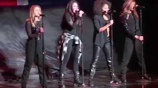 Girl Power Medley - Little Mix Live at Jobing.com Arena 2/15/14