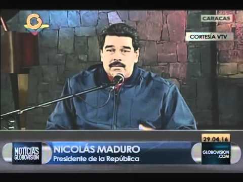 Maduro sobre revocatorio: Estoy preparado para todo