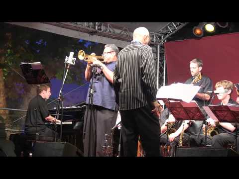 Jon Faddis & the Standford University Jazz Orchestra live@JazzAscona 2012