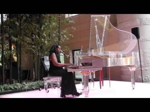 Desperado - The Eagles - Cover By Markeisha video