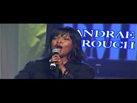 BeBe and CeCe Winans - The Blood Will Never Loose It's Power Tribute To Andrae Crouch