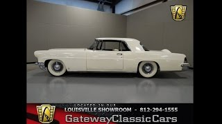 1956 Lincoln Continental Mark II Stock #775 located in our Louisville Showroom