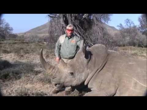 Green Rhino Hunt - South Africa