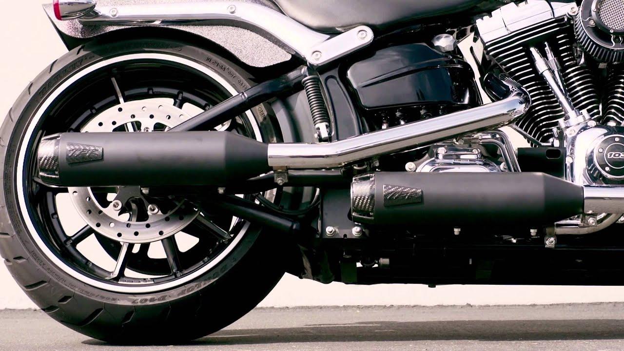 Harley Davidson Sportster Slip On Exhaust