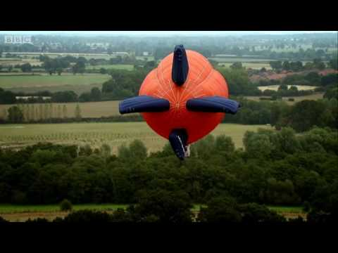 Airship Carvanning - Top Gear - BBC