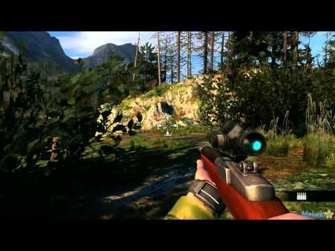 "Cabela's Big Game Hunter 2012 Walkthrough Story Mode ""Montana Day 1"""