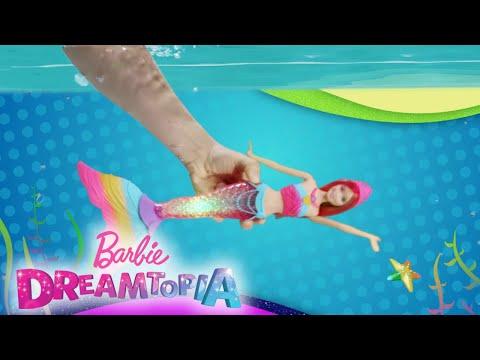 Barbie® Rainbow Lights Mermaid™ Doll | Barbie