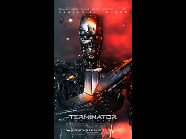 Terminator Genisys | Living One-Sheet | UIP Italy