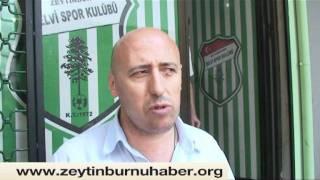 Selvispor Başkanı Yahya Dediş'le söyleşi