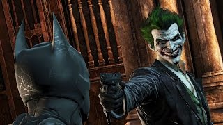 Batman Arkham Origins: Joker Boss Fight and Ending (4K 60fps)