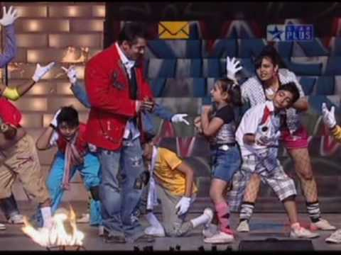 SALMAN KHAN - Star Screen Awards Performance 2010 (HQ)