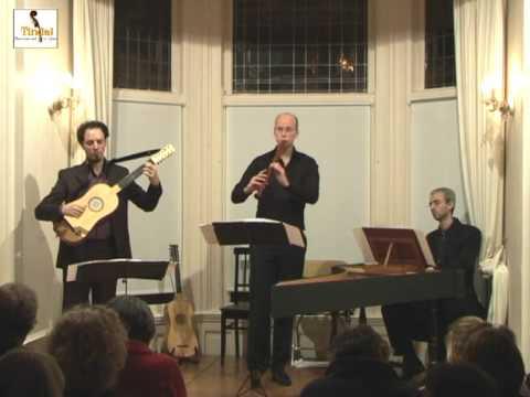 Trio Cordevento - Nicola Matteis - Suite in G majeur