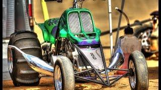 Top Fuel / Pro ATV Dirt Drag Racing