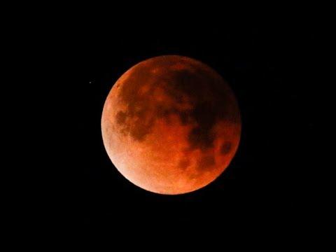 Eclipse lunar 2018: o maior do século XXI