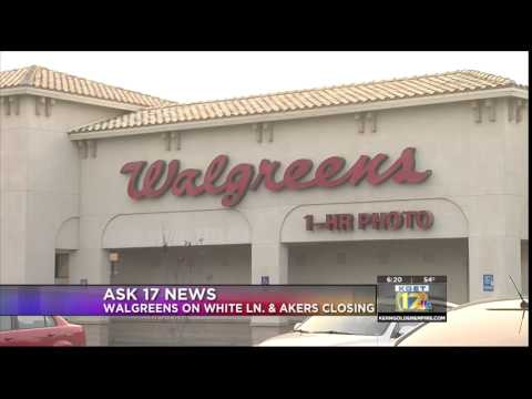 Ask 17 News: Walgreens closing