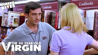 40 Year Old Virgin - Steve Carell Bookstore OFFICIAL HD VIDEO