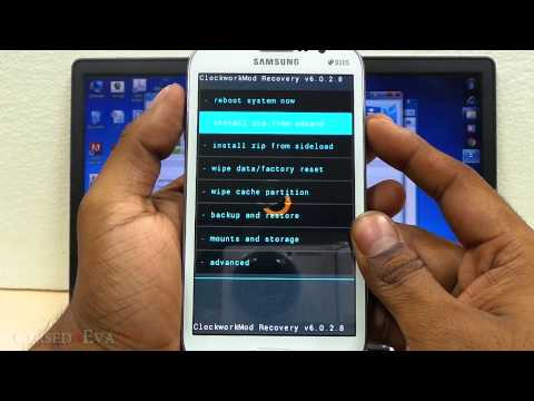 How to Root the Galaxy Grand (Safe and No Loss of Data) - Cursed4Eva.com