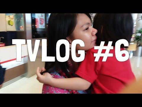 [TVLOG #6] Belajar jadi ibu rumah tangga | Salah masuk bus