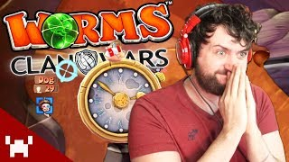 WE ARE ALL DISHONORABLE | Worms: Clan Wars w/ Ze, Chilled, GaLm, & Tom