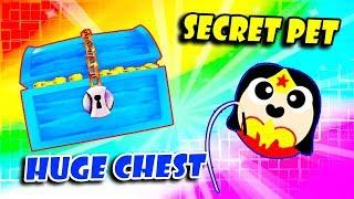 *NEW* HUGE CHEST & SECRET PETS UPDATE! | Blob Simulator 2 [Roblox]
