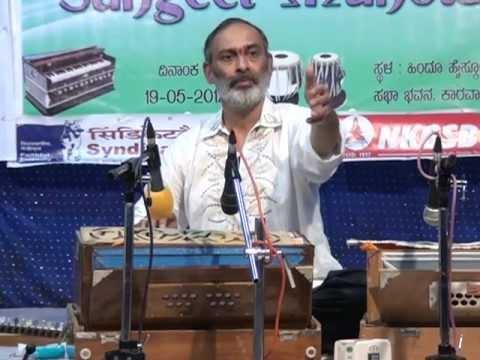 'harmonium Jugalbandi' In Karwar Natyageet By Pt.dr.sudhanshu Kulkarni & Sri. Sarang Kulkarni video