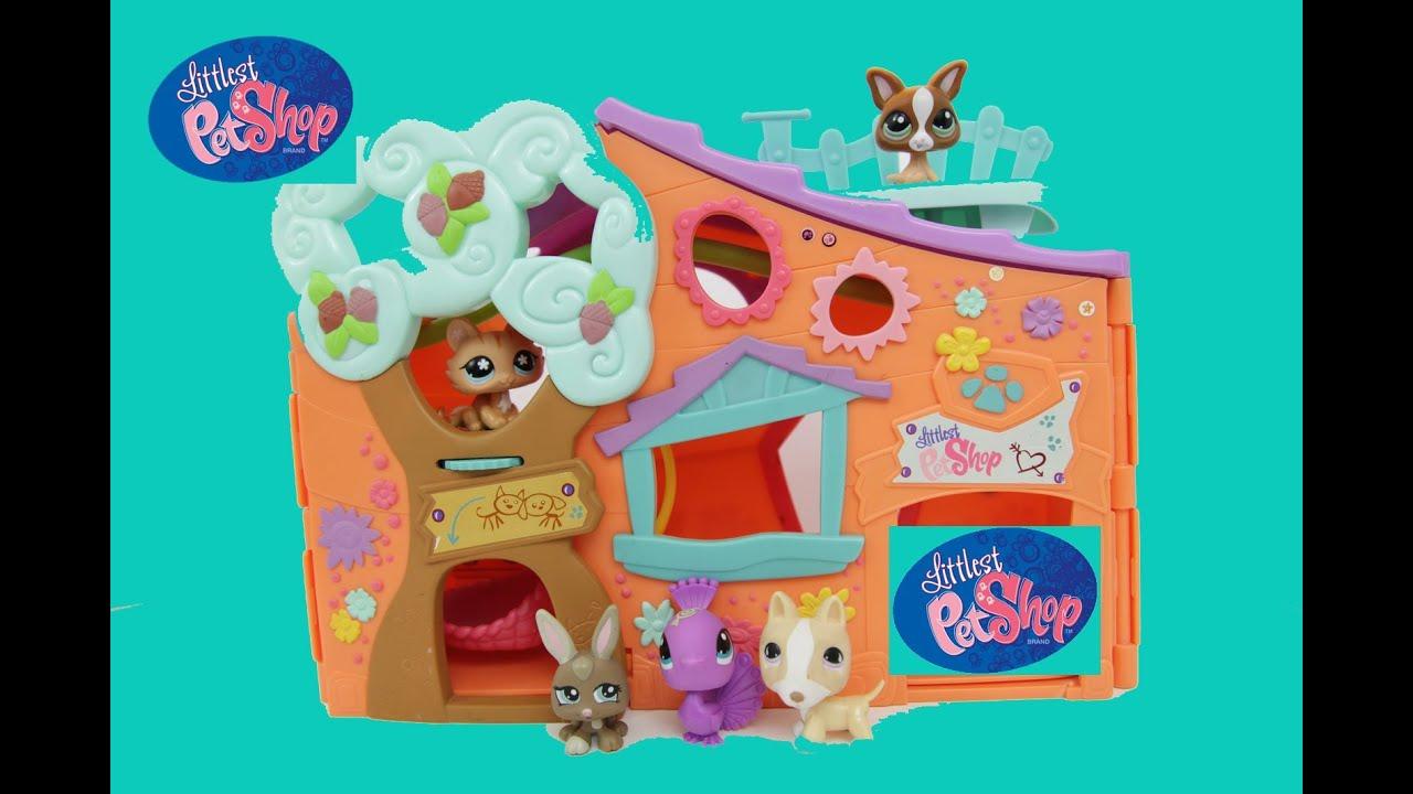 Littlest Pet Shop Toys House Littlest Pet Shop Lps
