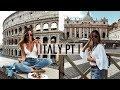 ITALY VLOG PT 1