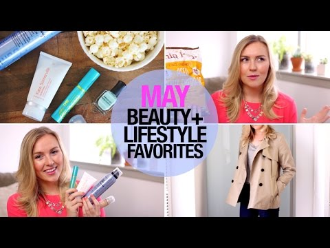 May Favorites | Beauty, Fashion + Lifestyle