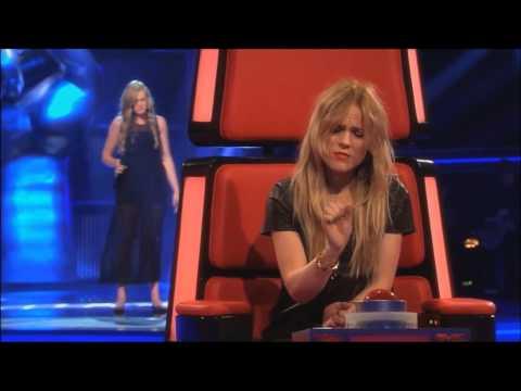 Ilse DeLange ♥ The voice of holland momenten