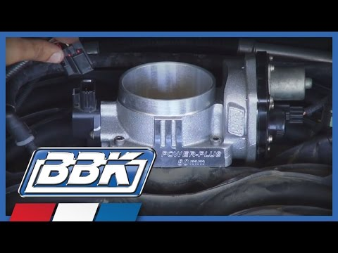 Ford F Series Truck & Expedition 4.6 & 5.4 Throttle Body Installation