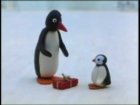 Merry Christmas from Pingu & Family