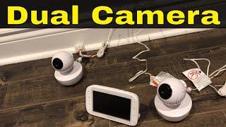 Motorola Dual Camera Baby Monitor Review (MBP36XL-2)