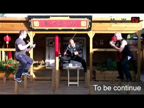 Wing Chun apprentice 1 - Training Lesson 9 Image 1