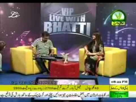 INTERVIEW WITH KHLAID MEHMOOD BY ZARA KHAN . . SOHNI DHARTI...