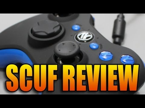 TmarTn's Scuf EnVy Controller Review! (ScufGaming nV Edition Unboxing)