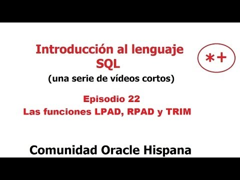 how to use lpad in sql