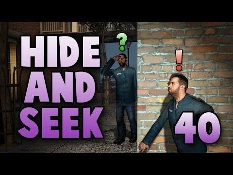 Mark, NOT AGAIN! (Hide & Seek #40)