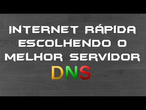 Internet Rápida: escolhendo o melhor servidor DNS para o computador