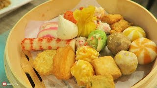 SHABU-SHABU and HOT POT SOUP in Manila, Philippines |  STREET FOOD HOT POT