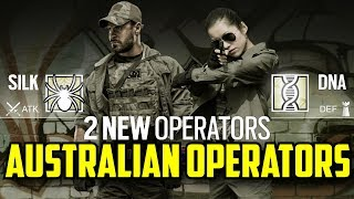 Download Rainbow Six Siege Australian Operators Silk & DNA Special Forces TAG Year 3 Season 3 Fan made 3Gp Mp4